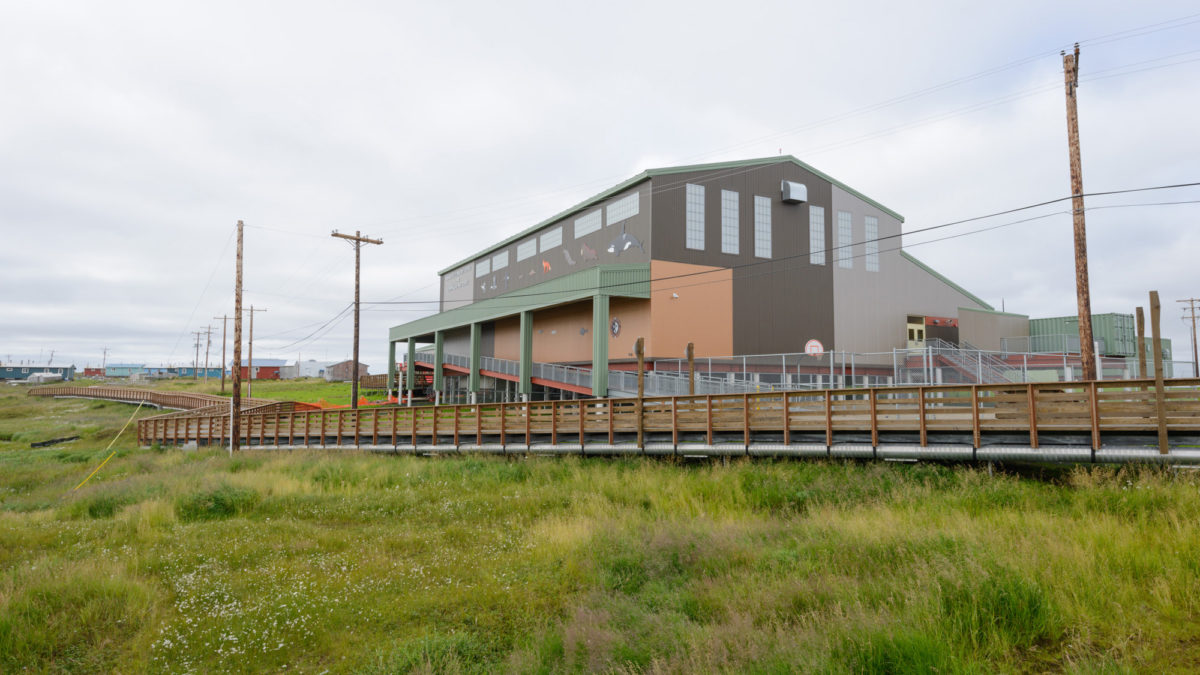 Chaputnguak K-12 Renovation/Addition