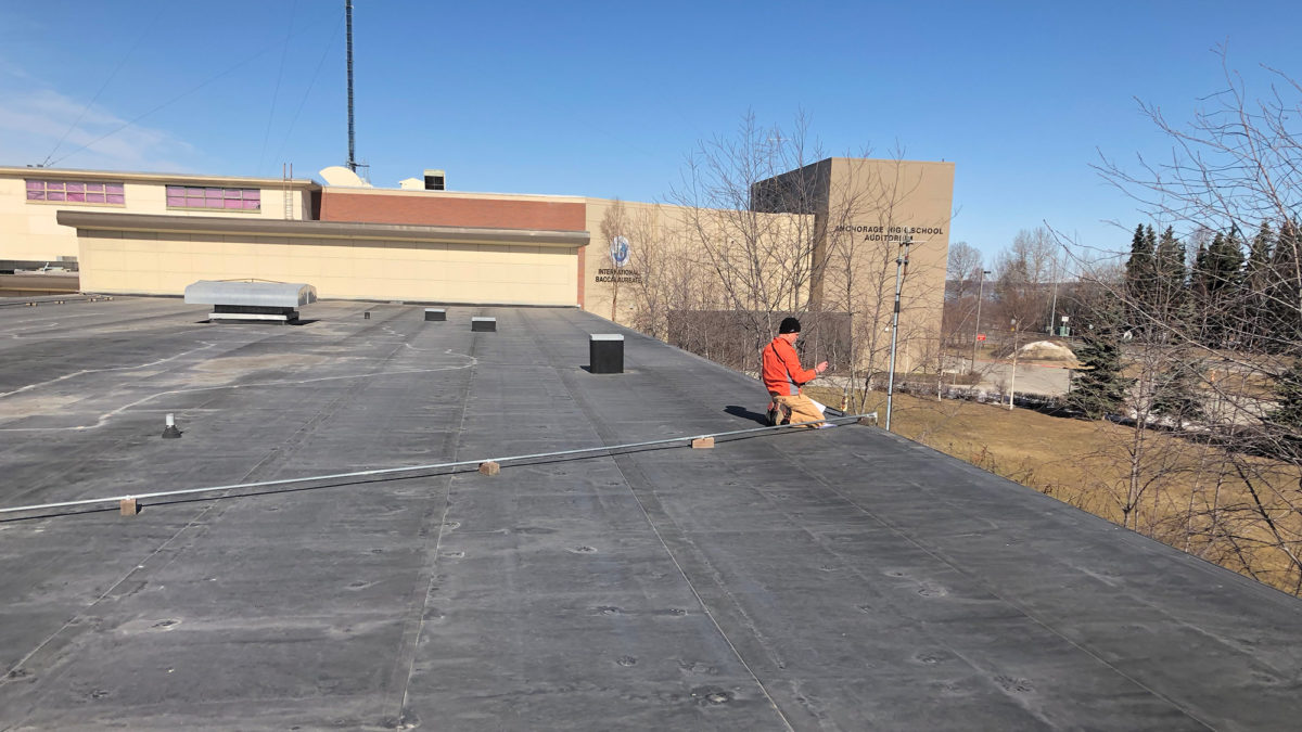 West High School Roof Replacement Investigation